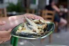 Small fishes - Taverna Lekka Samos