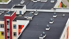 Over time, your roofing system may begin to fail. In these circumstances, it is important that you hire a professional for a commercial roofing inspection. Roofing Companies, Roofing Systems, Single Ply Roofing, Commercial Roofing, Roofing Materials, Roofing Contractors, Fire Safety, Roof Repair, Flat Roof