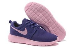 Nike Roshe Run Mesh Womens Purple Pink UK Pre Order