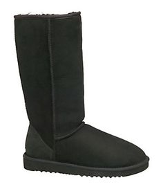 UGG Australia Women´s Classic Tall Boots   Black - had these and want them again!