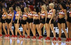 5 Hottest NBA Cheerleading Squads in the US Nba Cheerleaders, Cheerleading, Love You All, This Is Us, Toronto Raptors, Celebrity News, Girlfriends, Squad, Romantic