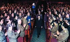 CEAUSESCUARMATA History, Concert, Military, Historia, Concerts