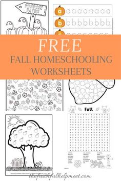22 Fall Activities for Kids