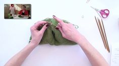 Learn to Knit a Raglan Sweater - Toddler Tunic Part 3 (+playlist)