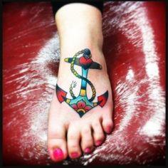 Tatuagens de âncoras (9)