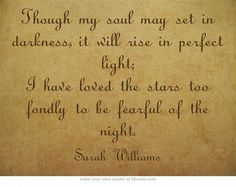 Often mistakenly attributed to Galileo, this beautiful quote is actually from the poem 'The Old Astronomer' by Sarah Williams.