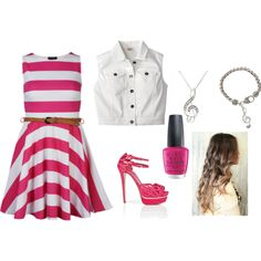 """""""Cute"""" by cheerchic2013 on Polyvore"""