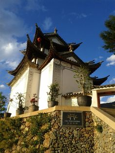 Old Theatre Inn (Dragonfly Guesthouse), Yunnan Province - China