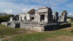 Tulum i Coba, ruiny miast Majów w stanie Quintana Roo - Cel w podróży Tulum Mayan Ruins, Quintana Roo, Tulum Mexico, Mexico Travel, Monument Valley, Mount Rushmore, Mountains, Mansions, House Styles