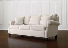 Ellington Sofa - Ethan Allen (available in Springer Dove fabric)