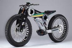 La nueva y espectacular bicicleta eléctrica de doble suspensión de Caterham | TodoMountainBike
