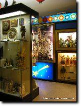 Veduta del Museo del Presepio AIAP