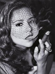 Four Reasons Not to Quit Smoking Cigars Cigars And Women, Women Smoking Cigars, Smoking Ladies, Cigar Smoking, Girl Smoking, Good Cigars, Cigars And Whiskey, Smoking Celebrities, Help Quit Smoking