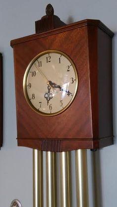 Rittenhouse   Queen Anne, Vintage Door Chime Clock #vintage #antique #decor  #