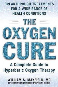 Hyperbaric oxygen therapy (HBOT) is a medical treatment which enhances the body's natural healing process by inhalation of oxygen in a total body chamber, where atmospheric pressure is increased Alternative Therapies, Alternative Treatments, Alternative Health, Natural Treatments, Natural Cures, Natural Healing, Healing Herbs, Alternative Medicine, Cancer Fighting Foods