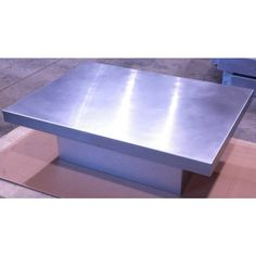 Stainless Steel Coffee Table, Stainless Steel Furniture, Ping Pong Table, Pewter, Design Art, Tables, Essentials, Bronze, Base