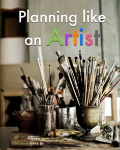 Artist Habits of Mind - A Great Planning Tool for 2014 - Education Closet