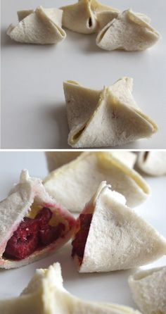 BENTO dim sum broodjes, leuk voor een Aziatische thema lunch