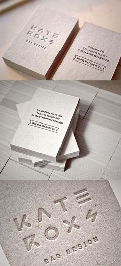 Print design inspiration letterpress pinterest business cards business cards branding identity reheart Image collections