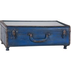 I pinned this Rumford Valise Box from the Wilco event at Joss and Main!