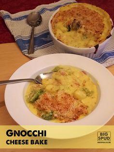 gnocchi cheese bake