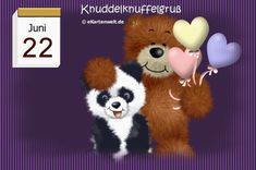 June 22, Teddy Bear, Humor, Night, Animals, Day Of Year Calendar, Gif Pictures, February, Animales