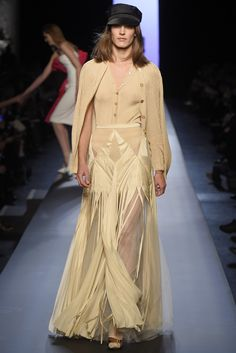 Jean Paul Gaultier Couture Spring 2015 - Slideshow