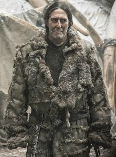 Mance Rayder - The King Beyond the Wall