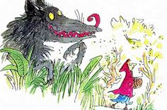 "Twisted Fairytales - Roald Dahl: Creative writing task looking at the conventions of fairytales through Roald Dahl's 'Little Red Riding Hood'- a great transition activity.....Follow for FREE ""too-neat-not-to-keep"" teaching tools & other fun stuff :)"