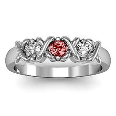 Mothers ring, Beautiful. Love this style but, woukd add their names on the sides