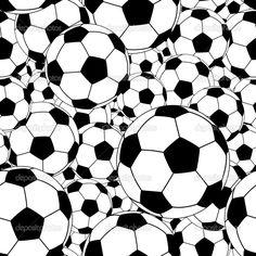 soccer ball pattern