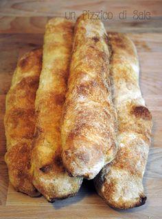 Croatian Recipes, Italian Recipes, Veg Recipes, Bread Recipes, Focaccia Pizza, No Knead Bread, Bread And Pastries, Bread Baking, My Favorite Food