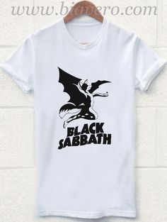 Black Sabbath T Shirt //Price: $17.00    #clothing #shirt #tshirt #tees #tee #graphictee #dtg #bigvero #OnSell #Trends #outfit #OutfitOutTheDay #OutfitDay