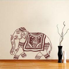 Oriental Indian Elephant Love
