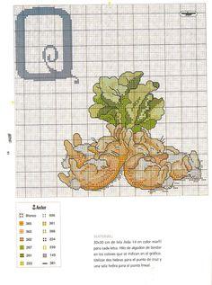 Beatrix Potter ABCs  Q  Gallery.ru / Фото #26 - 16 - KIM-3