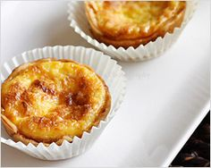 Portuguese Egg Tarts Recipe - Easy Recipes at RasaMalaysia.com