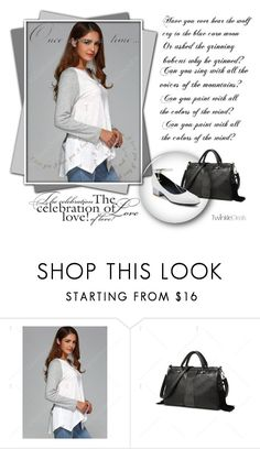 """""""Winter style 47."""" by hany-1 ❤ liked on Polyvore featuring Once Upon a Time"""