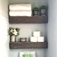 #YellowBathroomAccessories White Bathroom Decor, Brown Bathroom, Bathroom Ideas, Bathroom Wood Wall, Bathroom Toilet Decor, Bathroom Tray, Bathroom Images, Gold Bathroom, Bathroom Small