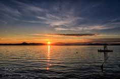Sunset of Sept 23rd by thomaskong78