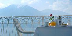 129 € -- Lago Maggiore: 3 Tage mit Seeblick & Dinner, -48%