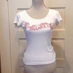 L.A.M.B. Tee Very cute top. New never worn. L.A.M.B. Tops