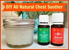 DIY Homemade Natural Chest Soother
