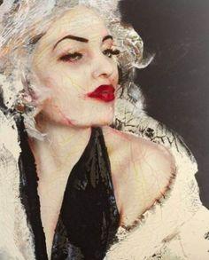 Lita Cabellut Gallerie 238 | Lita Cabellut – Portrait of Human Knowledge @ Opera Gallery (London)