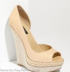 Radiant Ruminating, Rachel Zoe Shoes