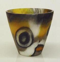 morgan contemporary glass gallery - Images for Ellen Abbott & Marc Leva - Butterfly/Moth Series, Buckeye