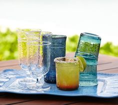 Cheers! Rope Outdoor Drinkware, perfect for any party.
