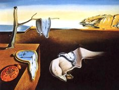 """Una de las exhibiciones más ambiciosas sobre la obra de Salvador Dalí abre en París. En la imagen, """"La persistencia de la memoria"""", una de sus pinturas emblemáticas. http://www.washingtonhispanic.com/nota13368.html"""