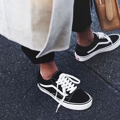How to Wear: Vans