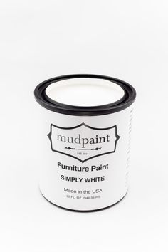 Gray Painted Furniture, Grey Furniture, Colorful Furniture, Paint Furniture, White Paint Colors, White Paints, Gray Color, Clay Paint, Wooden Tags