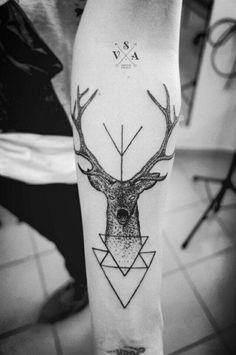 Tattoo - kids initials